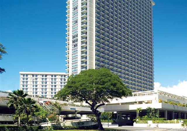 410 Atkinson Drive #1916, Honolulu, HI 96814 (MLS #202000612) :: The Ihara Team