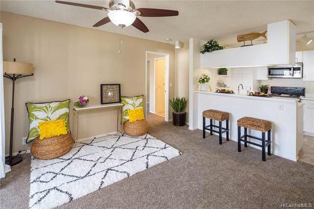 91-257 Hanapouli Circle 18T, Ewa Beach, HI 96706 (MLS #202000630) :: Elite Pacific Properties