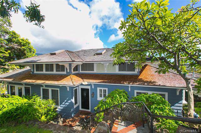 2231 Mohala Way, Honolulu, HI 96822 (MLS #202000650) :: Elite Pacific Properties