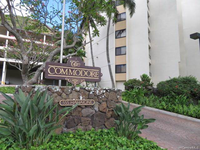 555 Hahaione Street 15C, Honolulu, HI 96825 (MLS #202000651) :: Keller Williams Honolulu
