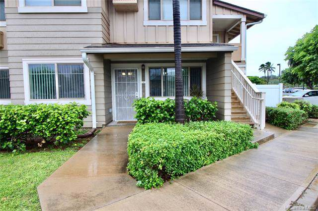 91-1017 Kamaaha Avenue #103, Kapolei, HI 96707 (MLS #202000661) :: Keller Williams Honolulu