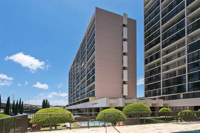 4300 Waialae Avenue B806, Honolulu, HI 96816 (MLS #202000668) :: Elite Pacific Properties