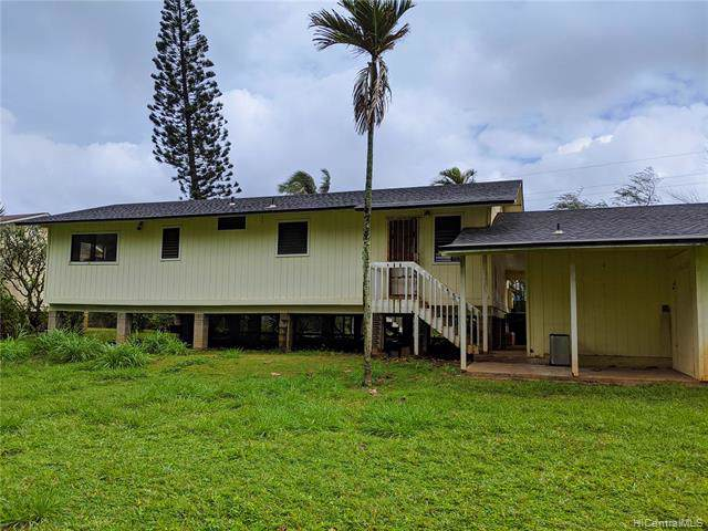 53-684 Kamehameha Highway, Hauula, HI 96717 (MLS #202000709) :: Elite Pacific Properties