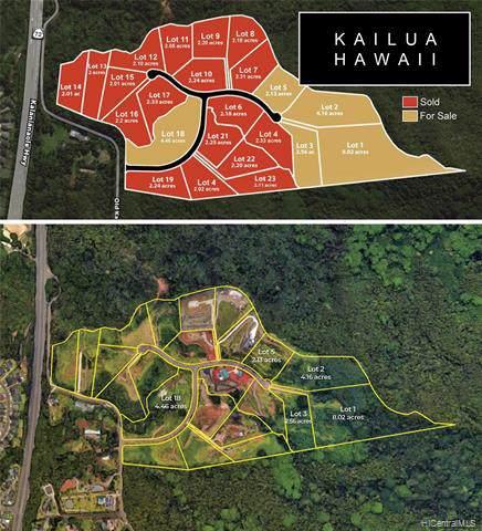 42-100 Old Kalanianaole Road #5, Kailua, HI 96734 (MLS #202000721) :: Elite Pacific Properties