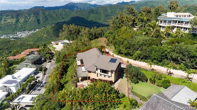 2362 Aha Maka Way E, Honolulu, HI 96821 (MLS #202000726) :: Elite Pacific Properties