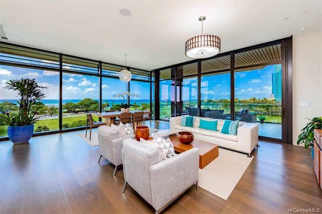 1388 Ala Moana Boulevard #2501, Honolulu, HI 96814 (MLS #202000738) :: Elite Pacific Properties