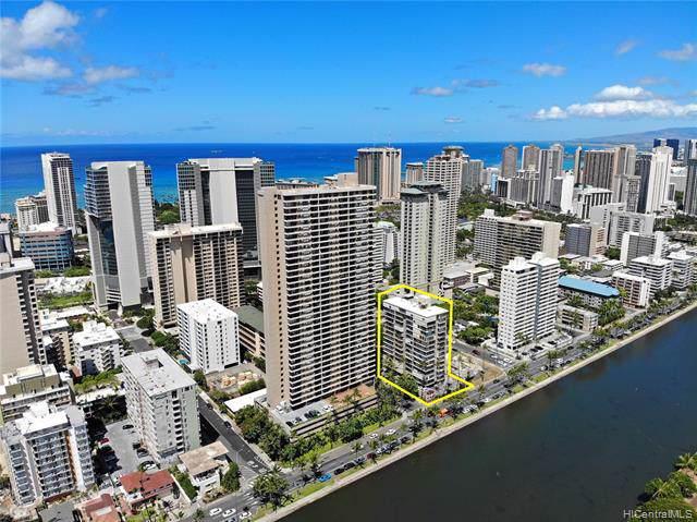 2115 Ala Wai Boulevard #302, Honolulu, HI 96815 (MLS #202000746) :: Barnes Hawaii