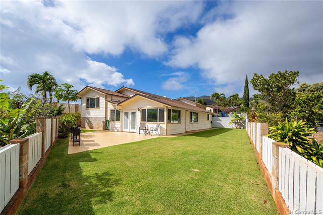 92-1158 Kaleo Way, Kapolei, HI 96707 (MLS #202000748) :: Team Lally