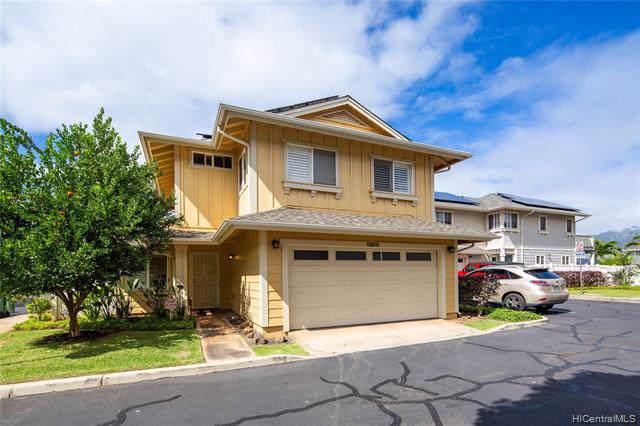 87-2053 Pakeke Street #4, Waianae, HI 96792 (MLS #202000752) :: Elite Pacific Properties