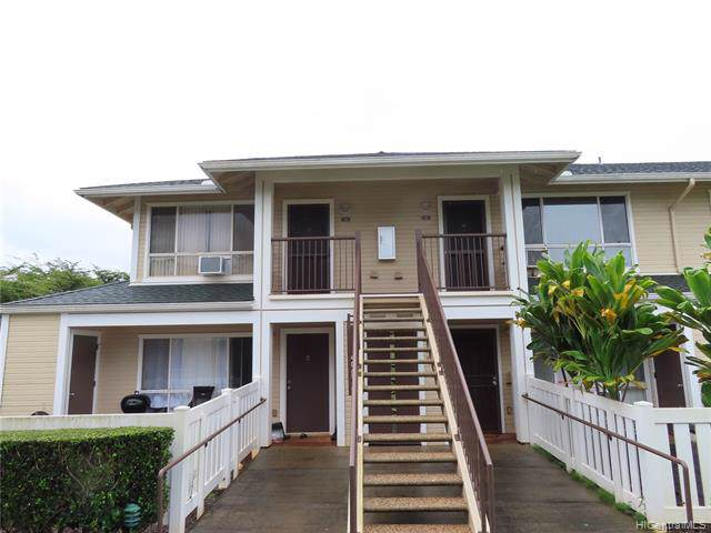 95-1041 Koolani Drive #49, Mililani, HI 96789 (MLS #202000760) :: Maxey Homes Hawaii