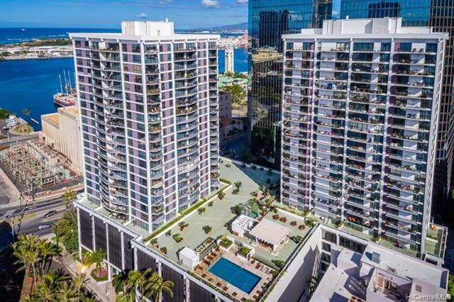 700 Richards Street #702, Honolulu, HI 96813 (MLS #202000769) :: The Ihara Team
