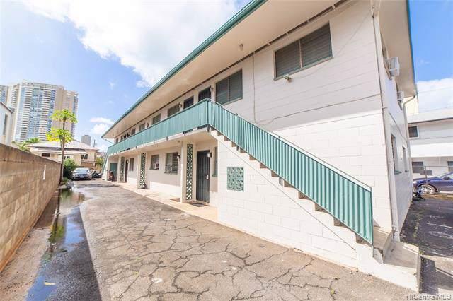 2245 Date Street, Honolulu, HI 96826 (MLS #202000782) :: Team Lally