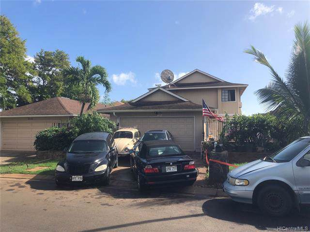 91-106 Oola Place, Ewa Beach, HI 96706 (MLS #202000786) :: Barnes Hawaii