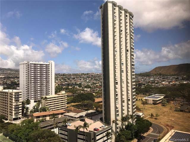 229 Paoakalani Avenue #1805, Honolulu, HI 96815 (MLS #202000816) :: Elite Pacific Properties