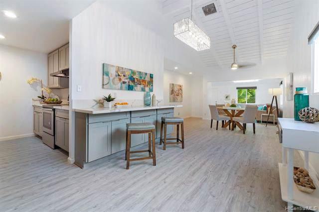 610 Kuliouou Road, Honolulu, HI 96821 (MLS #202000823) :: Elite Pacific Properties