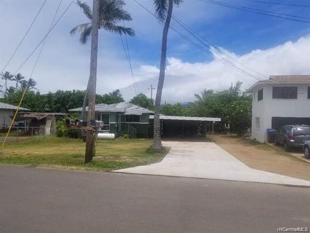 55-642 A Wahinepee Street, Laie, HI 96762 (MLS #202000840) :: The Ihara Team