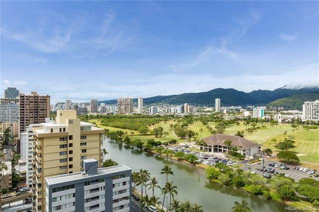 300 Wai Nani Way #2016, Honolulu, HI 96815 (MLS #202000853) :: Island Life Homes
