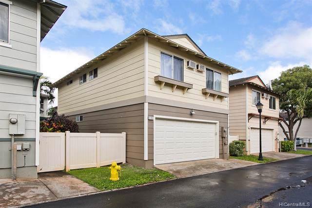 91-1952 Luahoana Street #71, Ewa Beach, HI 96706 (MLS #202000862) :: Elite Pacific Properties