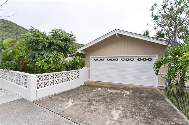 813 Papalalo Place, Honolulu, HI 96825 (MLS #202000872) :: The Ihara Team