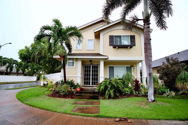 91-1170 Kaimalie Street, Ewa Beach, HI 96706 (MLS #202000883) :: The Ihara Team
