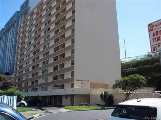 801 Ala Nioi Place #601, Honolulu, HI 96818 (MLS #202000884) :: Keller Williams Honolulu