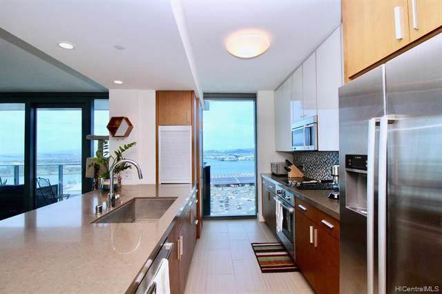 600 Ala Moana Boulevard #2202, Honolulu, HI 96813 (MLS #202000889) :: Barnes Hawaii