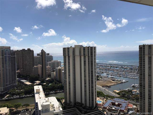 410 Atkinson Drive #3526, Honolulu, HI 96814 (MLS #202000890) :: The Ihara Team
