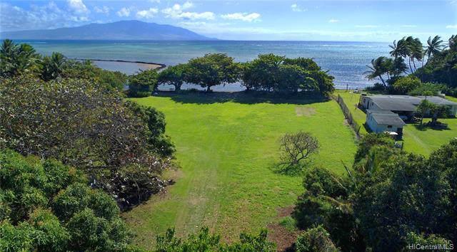 7754/7760 Kamehameha V Highway, Kaunakakai, HI 96748 (MLS #202000896) :: The Ihara Team