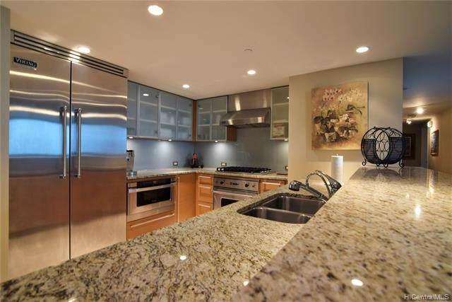 1177 Queen Street #1808, Honolulu, HI 96814 (MLS #202000900) :: Maxey Homes Hawaii