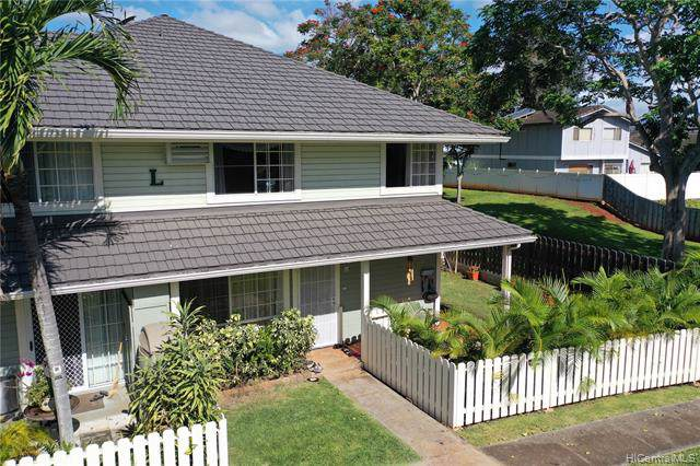 94-1451 Waipio Uka Street L107, Waipahu, HI 96797 (MLS #202000995) :: Maxey Homes Hawaii
