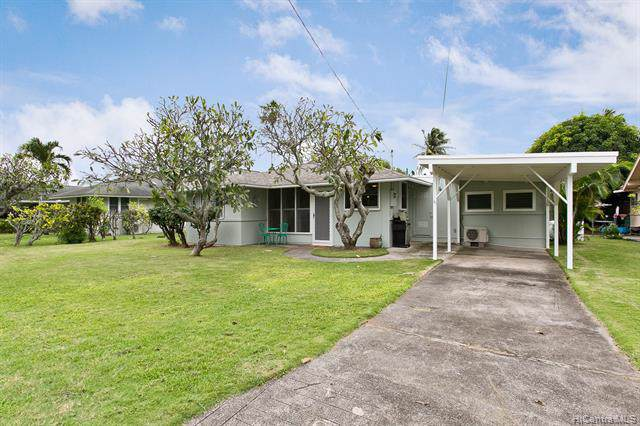 520 Kaimake Loop, Kailua, HI 96734 (MLS #202001005) :: The Ihara Team