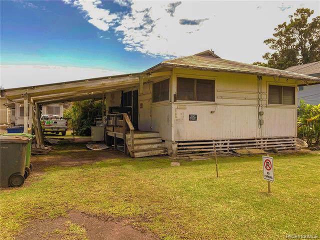 2185 California Avenue, Wahiawa, HI 96786 (MLS #202001018) :: Keller Williams Honolulu
