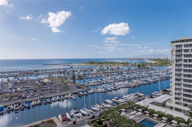 1777 Ala Moana Boulevard #2509, Honolulu, HI 96815 (MLS #202001040) :: Elite Pacific Properties