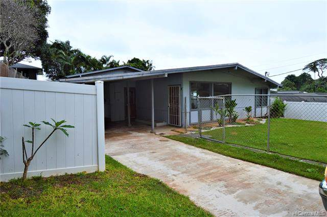 47-211 Iuiu Street, Kaneohe, HI 96744 (MLS #202001097) :: Maxey Homes Hawaii