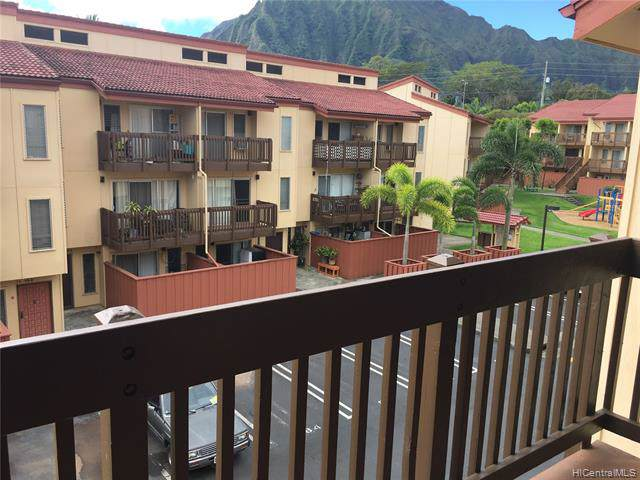 46-078 Emepela Place J202, Kaneohe, HI 96744 (MLS #202001105) :: Maxey Homes Hawaii