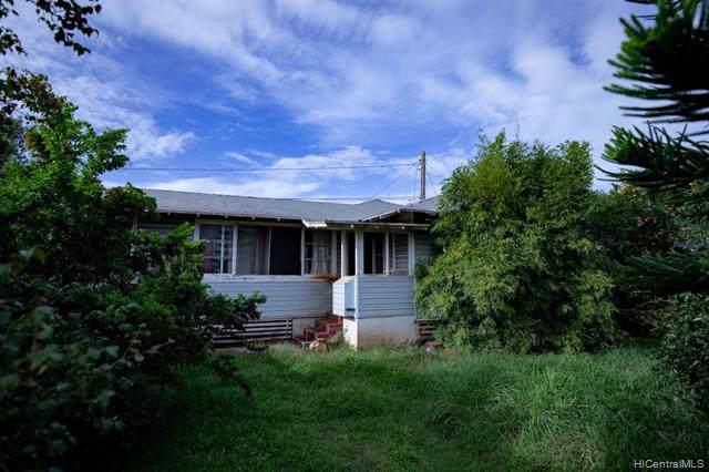53 Kilea Place A, Wahiawa, HI 96786 (MLS #202001108) :: The Ihara Team