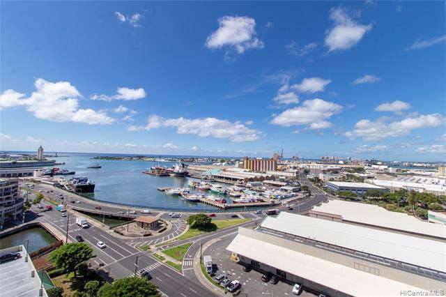 215 N King Street #1705, Honolulu, HI 96817 (MLS #202001120) :: Elite Pacific Properties