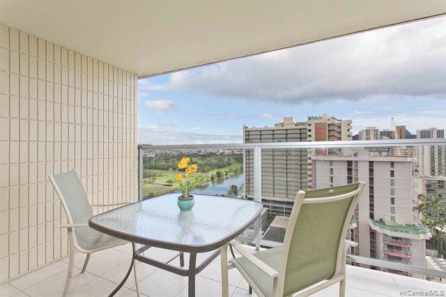 445 Seaside Avenue #2021, Honolulu, HI 96815 (MLS #202001139) :: Barnes Hawaii