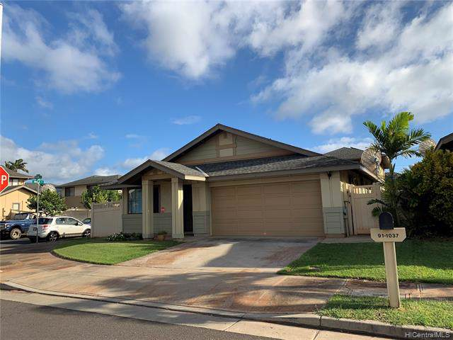 91-1037 Pakaweli Street, Kapolei, HI 96707 (MLS #202001149) :: Keller Williams Honolulu
