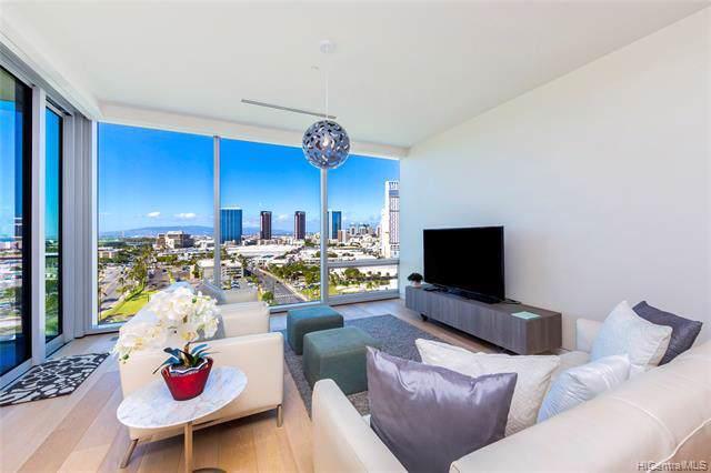 1118 Ala Moana Boulevard #1203, Honolulu, HI 96814 (MLS #202001159) :: Maxey Homes Hawaii