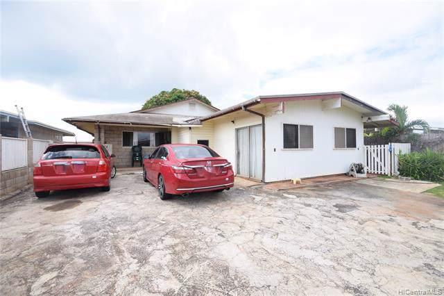 91-810 Kauwili Street, Ewa Beach, HI 96706 (MLS #202001170) :: Maxey Homes Hawaii