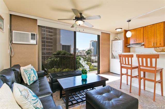 1630 Liholiho Street #505, Honolulu, HI 96822 (MLS #202001179) :: Keller Williams Honolulu