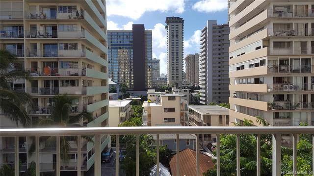 430 Keoniana Street #113, Honolulu, HI 96815 (MLS #202001193) :: Maxey Homes Hawaii