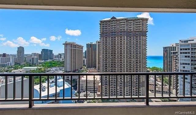 1778 Ala Moana Boulevard #2614, Honolulu, HI 96815 (MLS #202001195) :: Barnes Hawaii