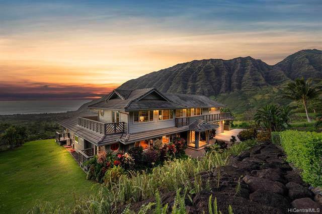 84-1469 Maunaolu Street, Waianae, HI 96792 (MLS #202001212) :: Elite Pacific Properties