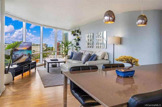 1296 Kapiolani Boulevard Ii-1203, Honolulu, HI 96814 (MLS #202001216) :: Maxey Homes Hawaii
