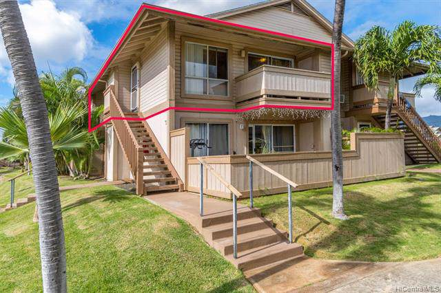 91-1064 Mikohu Street 3S, Ewa Beach, HI 96706 (MLS #202001221) :: Elite Pacific Properties