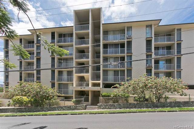 1440 Ward Avenue #501, Honolulu, HI 96822 (MLS #202001223) :: Keller Williams Honolulu