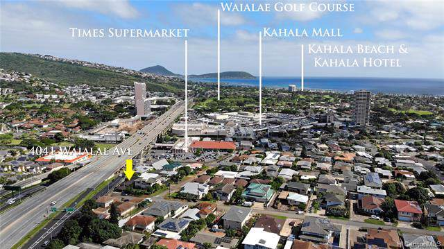 4041 Waialae Avenue, Honolulu, HI 96816 (MLS #202001230) :: The Ihara Team