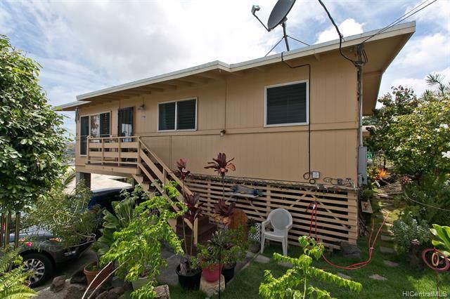 Address Not Published, Honolulu, HI 96816 (MLS #202001235) :: Barnes Hawaii